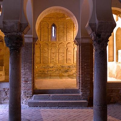 Mezquita del Cristo de la Luz- Abside